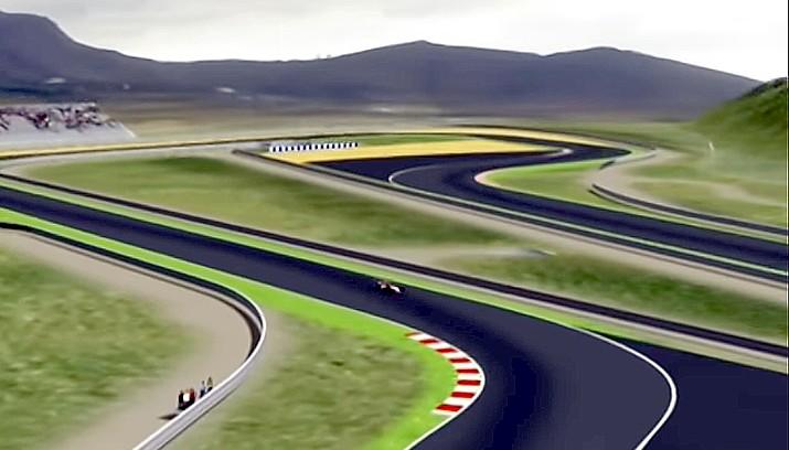 eldigitalsur.com - Se inicia las obras de construcción del Circuito del Motor de Tenerife